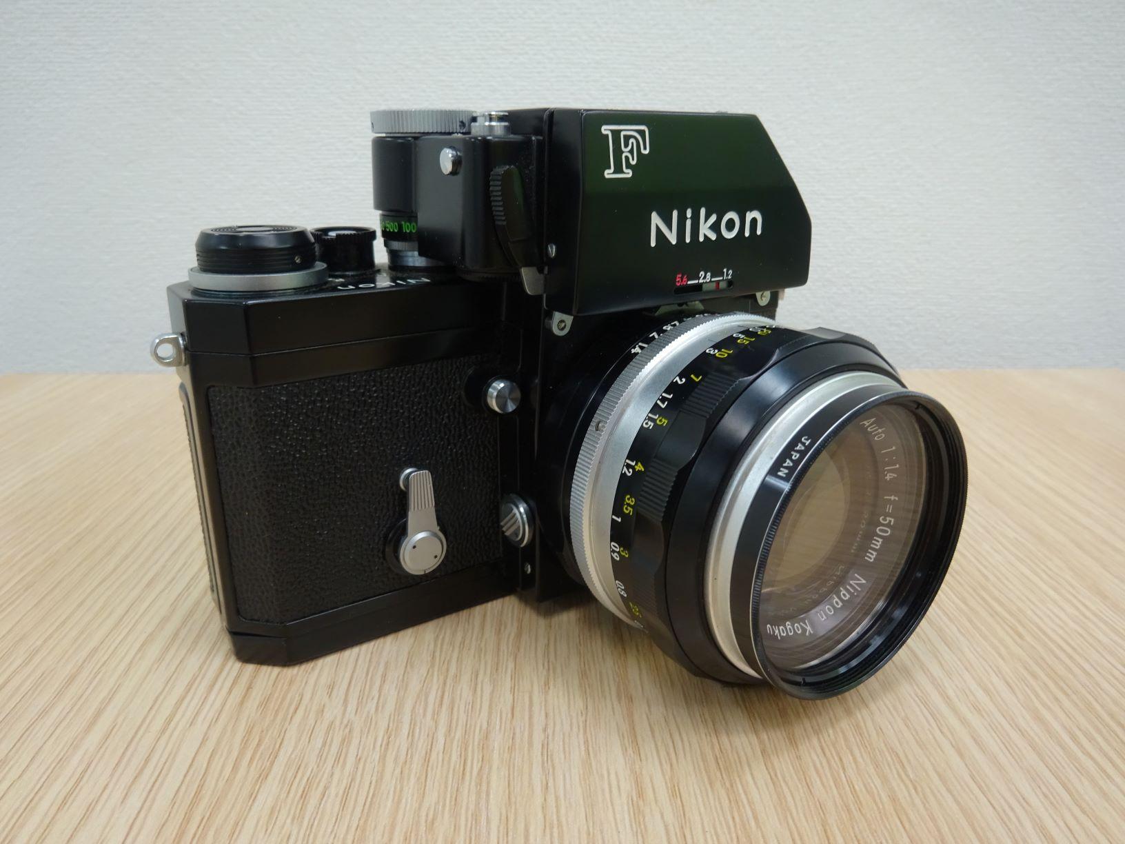 Nikon ニコンF
