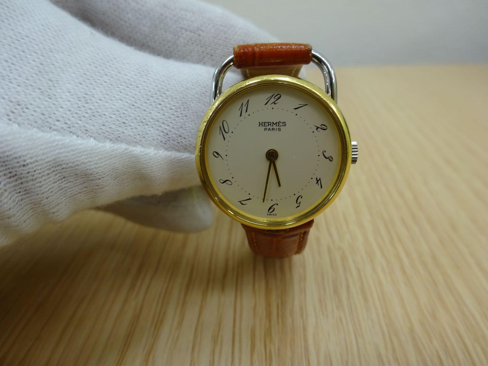 HERMES エルメスアルソー 時計