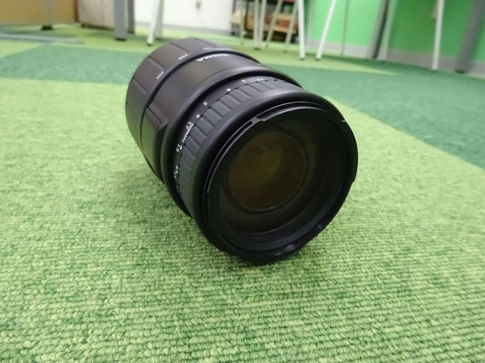 SIGMAカメラレンズ
