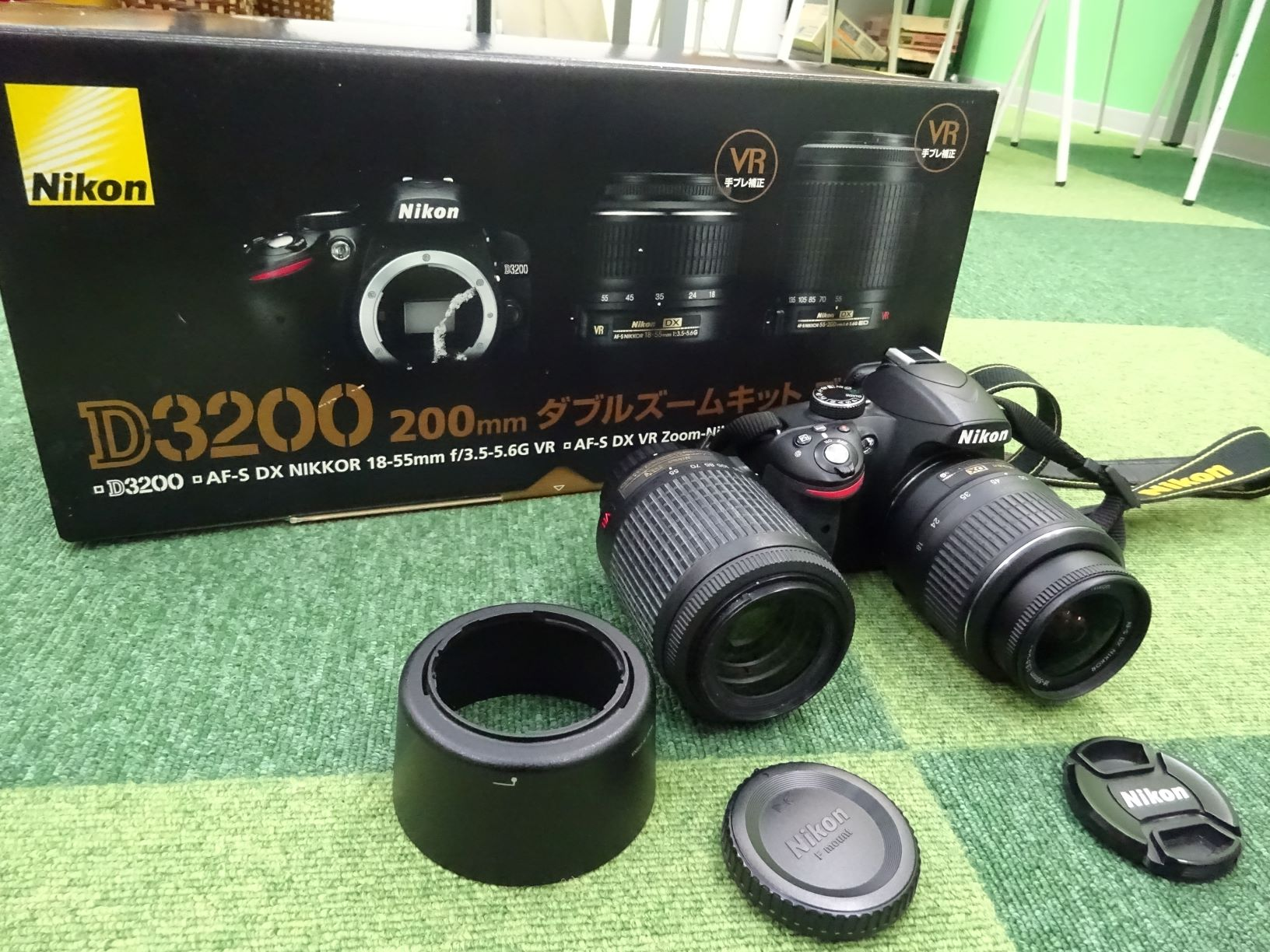 Nikonカメラ D3200